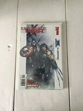 Marvel's Ultimate War Full Set 1-4 Ultimate X-men vs Ultimates Nm
