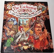 The Enchanted Storks by Aaron Shepard Illustrated by Alisher Dianov Hardcover