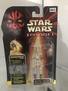 Star Wars - Battle Droid (Blasted) - Episode 1 Collection Action Figure