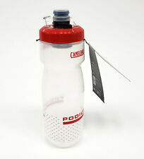 CAMELBAK PODIUM BICYCLE WATER BOTTLE 24oz BPA FREE, Fiery Red