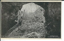AS-111 Group Ten Mammoth Cave 1910's Divided Back Postcards Ganter Vintage