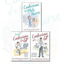 Confessions of a GP Various Literary Collection (Further Confessions