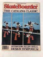 SKATEBOARDER magazine January 1978 BOBBY PIERCY Alva Dogtown *VGC*