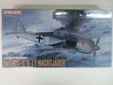 DRAGON 1/48 - FW 190A -8/R-11 NACHT JAGER