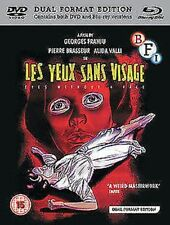 Eyes Without a Face Blu-Ray + DVD Nuevo Blu-Ray (BFIB1190)