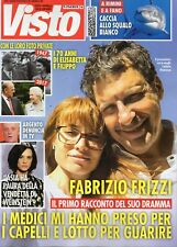 Visto 2017 47.Fabrizio Frizzi,Marianna De Micheli,Flavio Insinna,Laura Torrisi