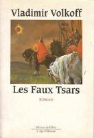 Les faux tsars - Vladimir Volkoff - Livre - 341602 - 1771951