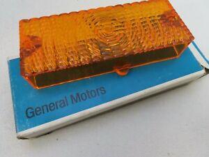 NOS GM 1969 - 1970 Chevy Blazer  Suburban C10 Pickup turn signal park light lens