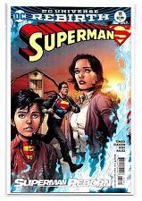SUPERMAN #18 - Cover B - Gary Frank Cover - NM - DC Comics!