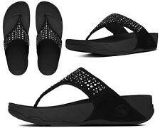 23bcef04de92bb FitFlop Low (3 4 to 1 1 2 in) Heel Height Women s Sandals 5 Women s ...