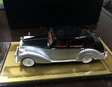 New 1/43 ROLLS-ROYCE 1951 Silver Dawn - Resin - Rare