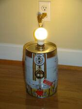 Warsteiner Beer Mini Keg Lamp