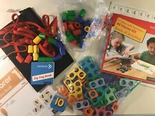 Numicon at home kit, age 3-5 Learn With Numbers