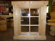 Fenster m. Doppel-, Isolierglas Fenster 966 x 755 mm für Ferien- oder Gartenhaus