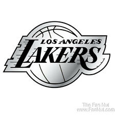 Los Angeles Lakers Nba Decals For Sale Ebay