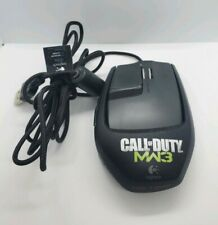 Logitech G9X COD MW3 Call of Duty USB Laser Gaming Mouse Discontinued rare Game