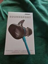Bose SoundSport Wireless In-ear Kopfhörer - Aqua
