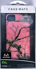 Case Mate Real Tree Pink Outdoors iPhone 4/4S Case Tough Series >NEW<