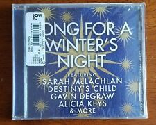Songs for a Winter's Night by Various Artists (CD, Sep-2006, Sony Music (USA)
