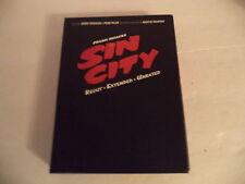 Sin City ~ Robert Rodriguez ~ Bruce Willis, Jessica Alba, Mickey Rourke~ Box Set