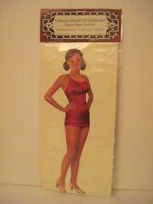 Paulette Goddard Celebrity Paper Dolls