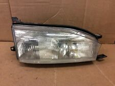 92 93 94 TOYOTA CAMRY RIGHT HEADLIGHT CLEAN SOLID OEM
