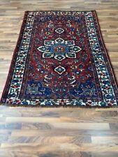 Bakhtiyar   143 x 197   Handgeknüpft   Orientteppich   Carpet   Rug