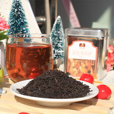 Chinese fruital litchi lychee black tea loose tea Keemun Lichee Black Tea 1000G