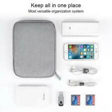 USB Drive Cable Organiser Bag Electronic Accessories Case Gadget Travel Size New