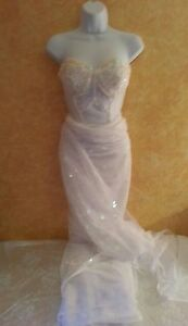 Buy 1 Lot Get a 2nd 10% Off 20 Pc LOT NEW SHEATH WEDDING GOWNS & ACCESSORIES