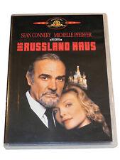 DAS RUSSLAND HAUS Sean Connery Michelle Pfeiffer Klaus Maria Brandauer DVD