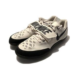 Nike Zoom Rotational 6 Track Throw Shoes 685131-001 Phantom Oil Grey Size 8