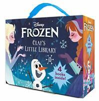 Olaf s Little Library  Disney Frozen   4 Board Books