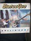 Status Quo: Rollin? Home / Lonely:  7? Vinyl Single