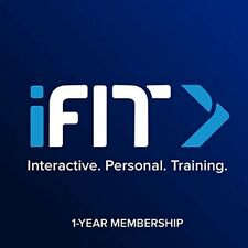 iFit Live / i-Fit Coach 1 Year Membership worth over £146 Valid Worldwide