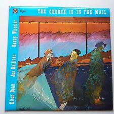 Elton Dean Gallivan Wheeler - Cheque is in the Mail Vinyl LP UK 1st Free Jazz