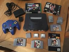 Nintendo 64 Console And Games Bundle N64 (PAL)