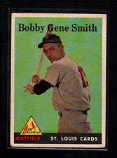1958  TOPPS #402 BOBBY GENE SMITH VG-EX D9880
