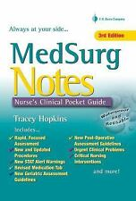 Med Surg Notes: Nurse's Clinical Pocket Guide 2nd Edition (PDF Download)