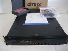 Citrix 10010 Access Gateway 4- Port Copper 4- Port SFP NS10010