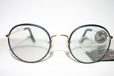 New Vintage Ray Ban Sunglasses Rayban B&L Snake Leather Frame Changeable Lens