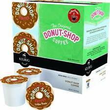 100 Boxes Keurig K Cup Original Donut Shop Coffee Pod Brew 18 Cups/Bx 00732