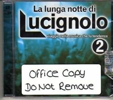 (DG904) La Lunga Notte di Lucignolo, Vol 2 - sealed double CD