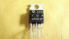 IC BAUSTEIN L200 = TDA0200SP                20881-185
