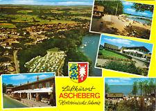 AK, Ascheberg Holst. Schweiz, fünf Abb., gestaltet, um 1980