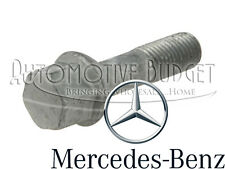 Lug Bolt / Nut (1) for Various Mercedes Benz Vehicles - NEW OE