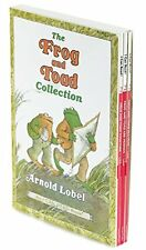 The Frog and Toad Collection Box Set (I Can Read Book 2) by Arnold Lobel, (Paper
