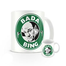 Bada Bing Mug - Starbucks - Coffee - Tv series - Box Set - Sopranos