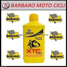 1 LITRO OLIO MOTORE BARDAHL XTC C 60 4T 10W40 CON FORMULA FULLERENE