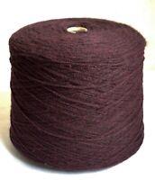 1600 grams cone 3.5 lb 100/% natural boucle linen yarns